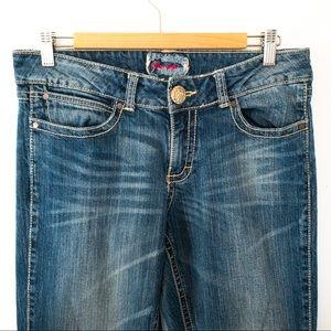 Wrangler Premium Patch Women Size 7 X 32 Jeans